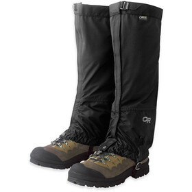 Outdoor Research Cascadia Gaiters Gaiters black